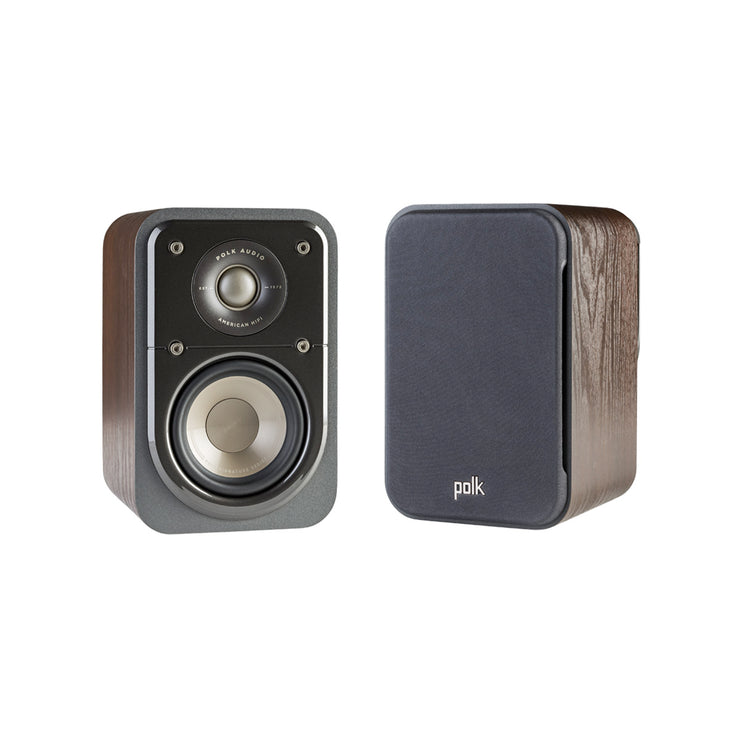Polk Signature Series S10 Compact Bookshelf Speakers