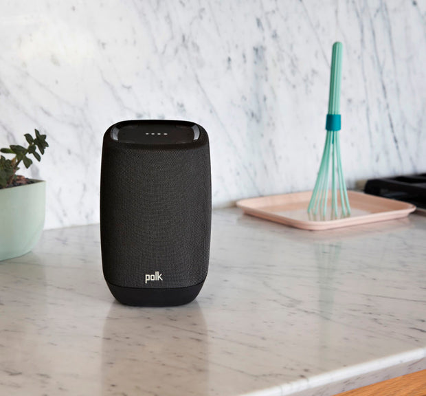 Polk Assist Smart Speaker with the Google Assistant built in