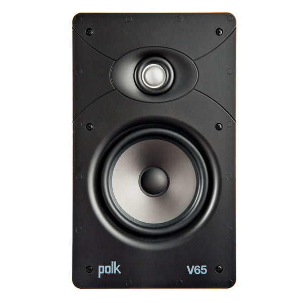Polk V65 In-Wall Speaker Each