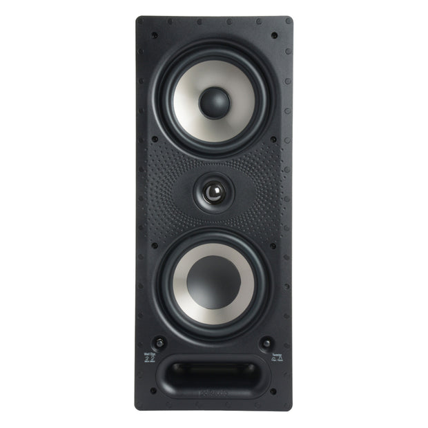 Polk 265-RT Vanishing Series In-Wall Speaker (Each)