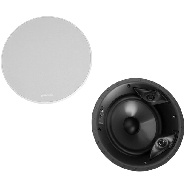 Polk V 80F/X-RT In-Ceiling Speakers Pair
