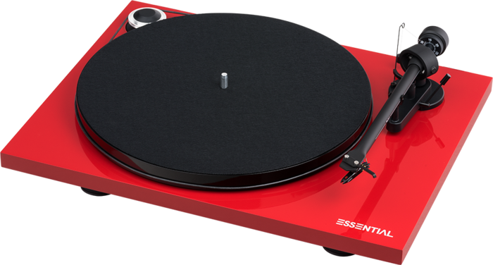 Pro-Ject Essential III Phono Turntable with Ortofon OM10 Cartridge