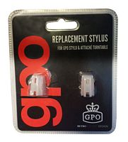 GPO STYLUS NEEDLE BLISTER PACK FOR STYLO & ATTACHE