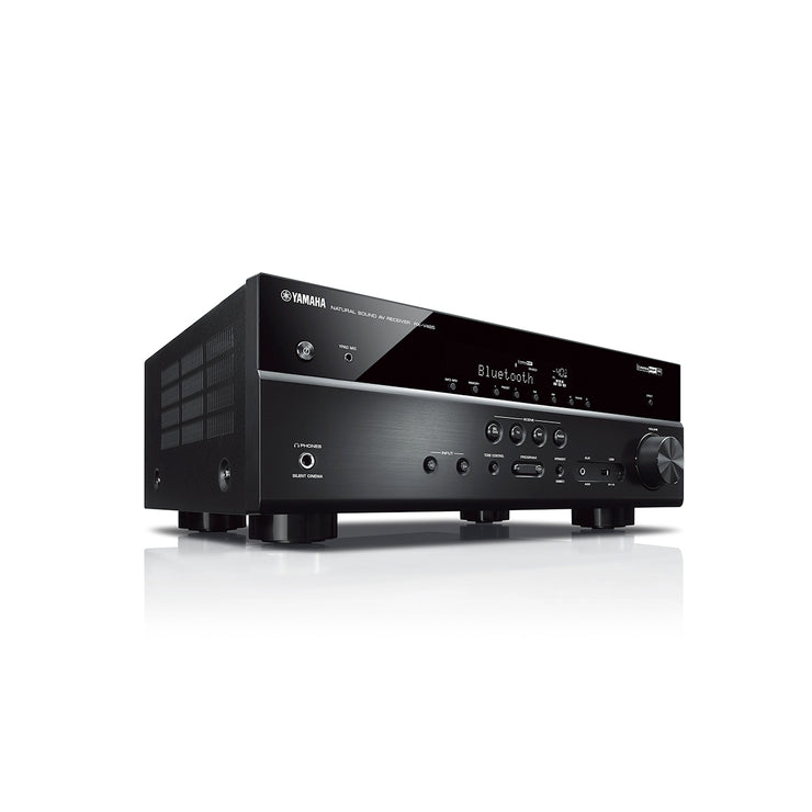 Yamaha surround sound av receiver rx v485 - Audio Influence Australia 4