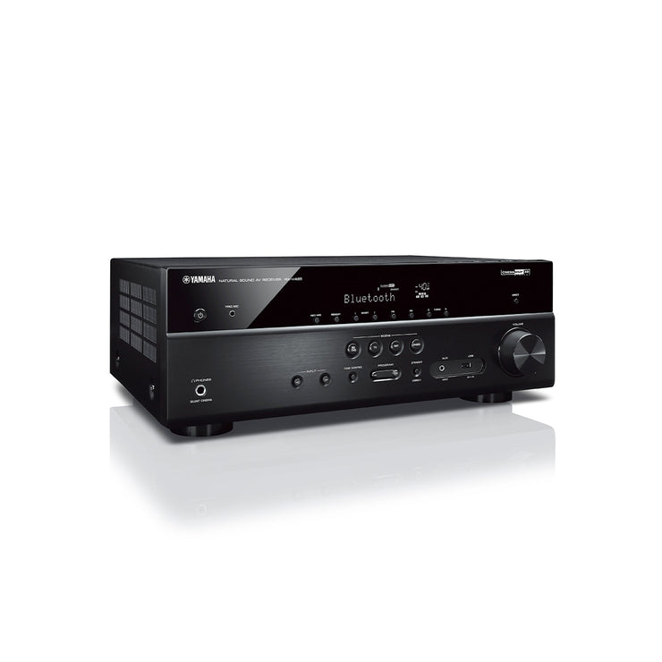 Yamaha surround sound av receiver rx v485 - Audio Influence Australia