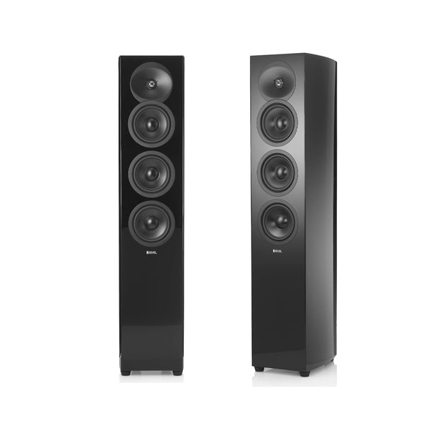 Revel concerta2 f35 floorstanding speakers - Audio Influence Australia 2