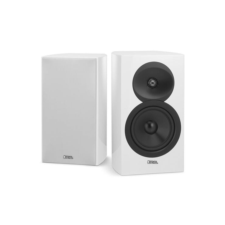 Revel concerta2 m16 bookshelf speakers - Audio Influence Australia 2