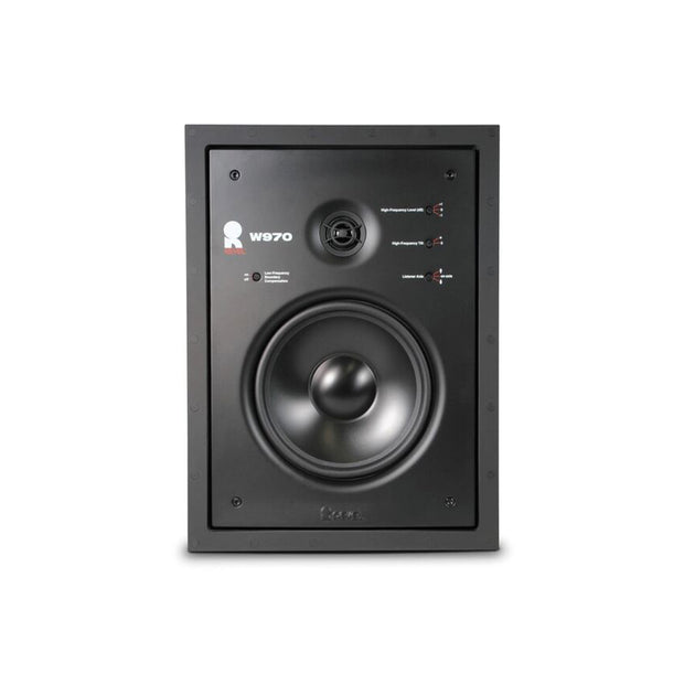 Revel w970 in wall loudspeaker - Audio Influence Australia
