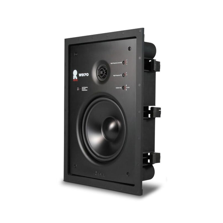 Revel w970 in wall loudspeaker - Audio Influence Australia 2