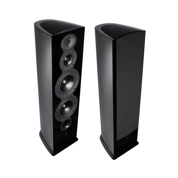 Revel performa3 f208 floorstanding speakers - Audio Influence Australia 2