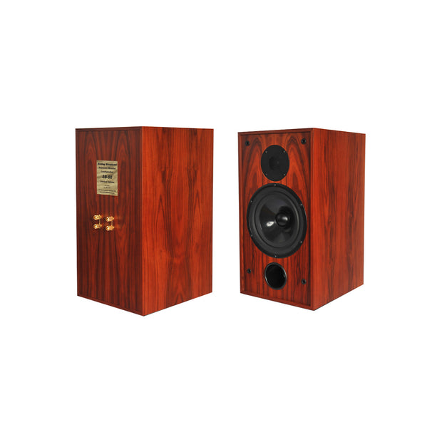 Stirling Broadcast SB88 Audiophile Bookshelf Speakers In Rosewood