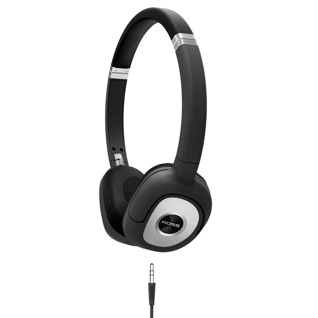 Koss sp330 on ear headphones 1 - Audio Influence Australia