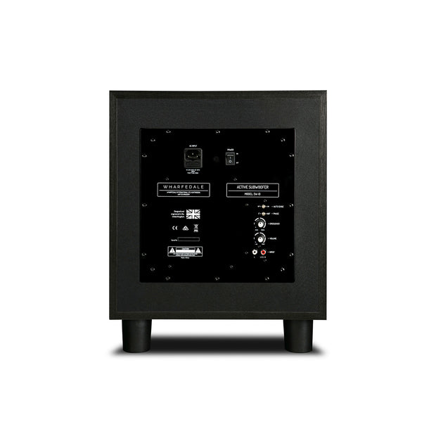 Wharfedale sw 10 subwoofer - Audio Influence Australia 5