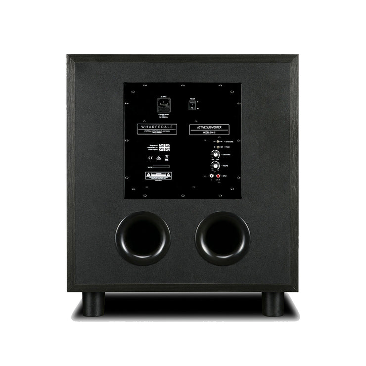 Wharfedale sw 15 subwoofer - Audio Influence Australia 5