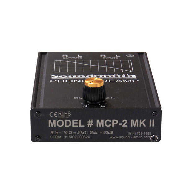 Soundsmith mcp 2 phono preamplifier online at Audio Influence Australia