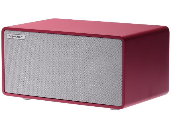The Plus Radio Speaker Red/White - Audio Influence