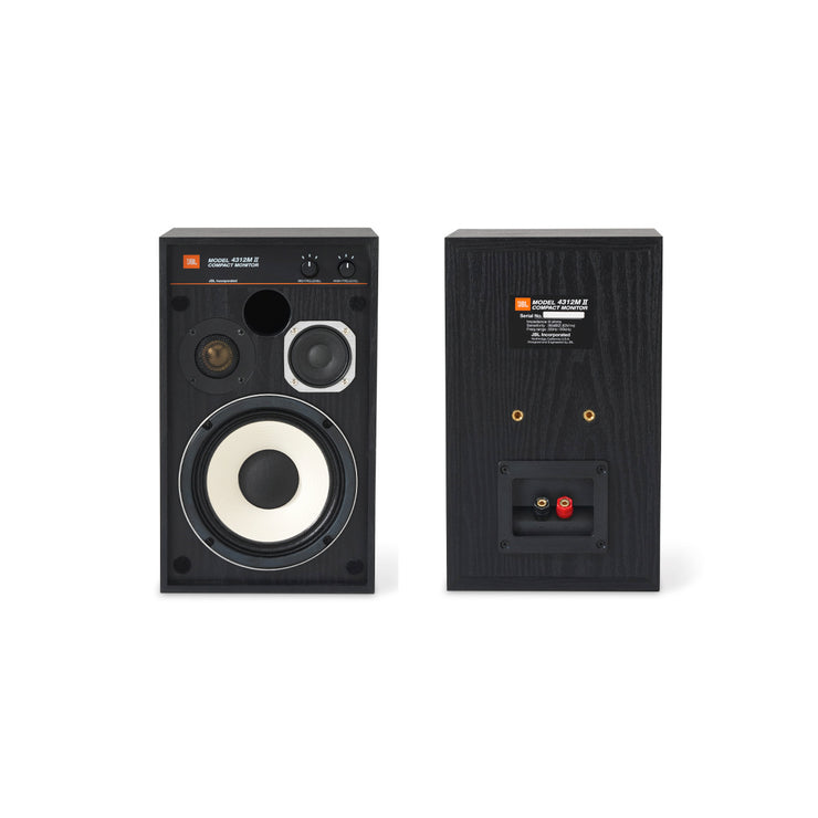 JBL studio monitor bookshelf speakers 4312 mkii - Audio Influence Australia _3