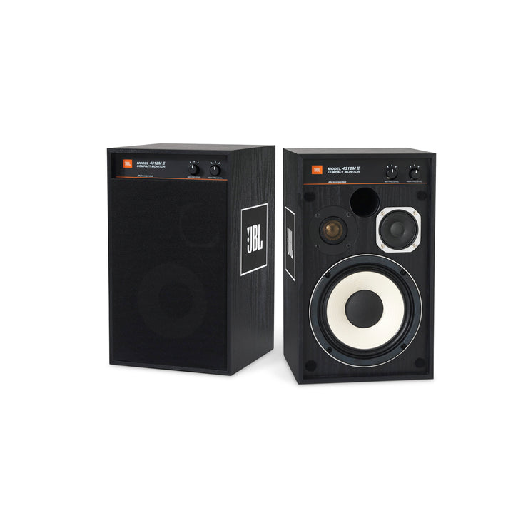 JBL studio monitor bookshelf speakers 4312 mkii - Audio Influence Australia _2