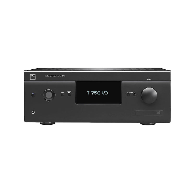 NAD t 758v3 - Audio Influence Australia