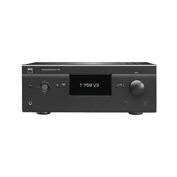 NAD T 758 v3 Home Theatre AV Receiver with Dolby Atmos