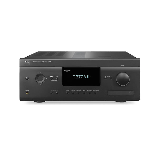 NAD T 777 v3 Home Theatre AV Receiver with Dolby Atmos