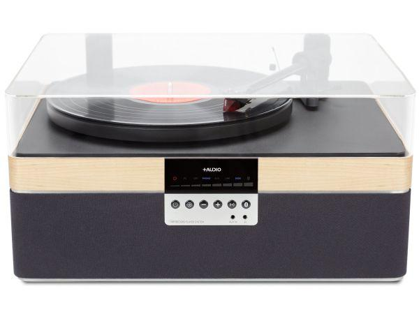 The+Record Player Special Edition in Maple From PLUS AUDIO