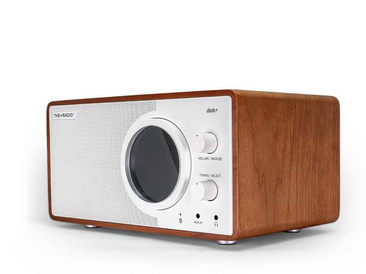 Plus Audio: The +Radio DAB+ with Bluetooth