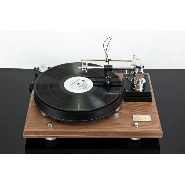 Turntable ASP-1501NG NC - Audio Influence 4