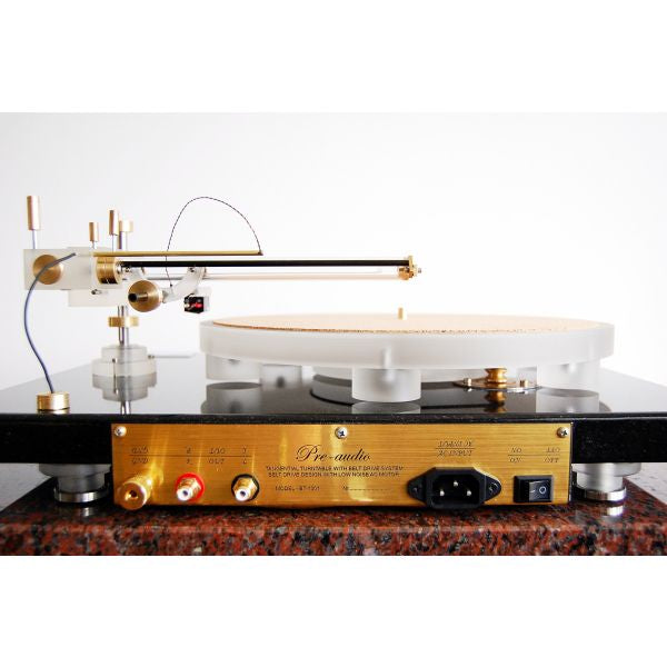 Turntable BT-1301 SEG NC - Audio Influence 2