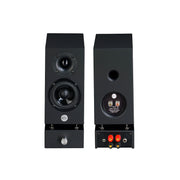 Well Rounded Sound MM2 Active Powered Mini Bookshelf Speakers - Audio Influence Australia