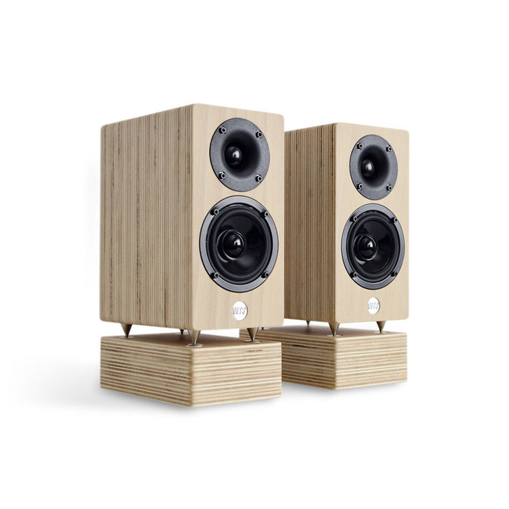 Well Rounded Sound MM2 Mini Monitor Bookshelf Speakers - Audio Influence Australia