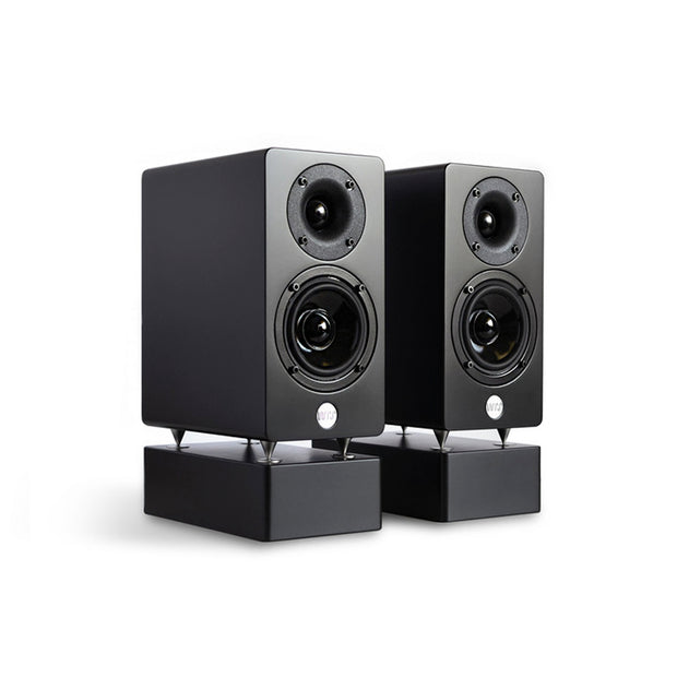 Well Rounded Sound MM2 Mini Monitor Bookshelf Speakers - Audio Influence Australia 2