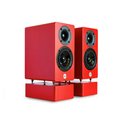 Well Rounded Sound MM2 Mini Monitor Bookshelf Speakers - Audio Influence Australia 3