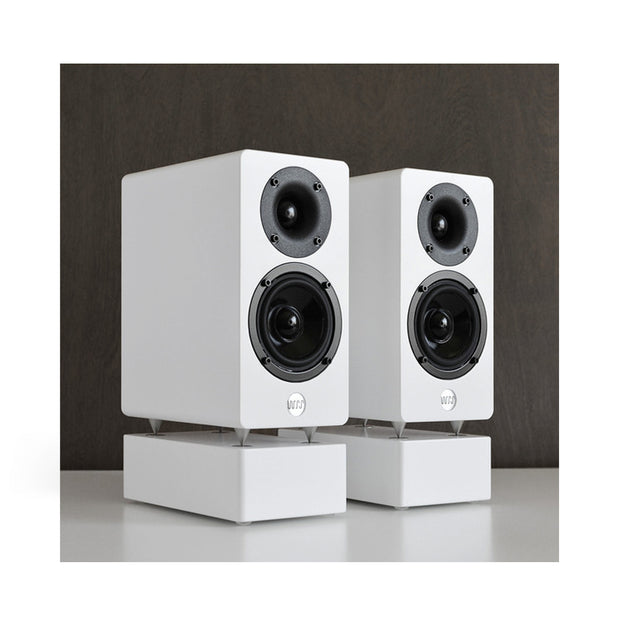 Well Rounded Sound MM2 Mini Monitor Bookshelf Speakers - Audio Influence Australia 4