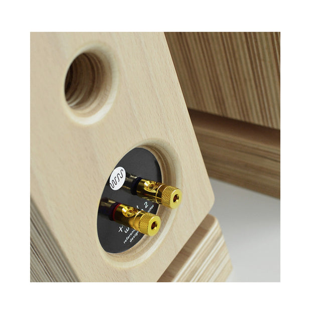 Well Rounded Sound MM2 Mini Monitor Bookshelf Speakers - Audio Influence Australia 6