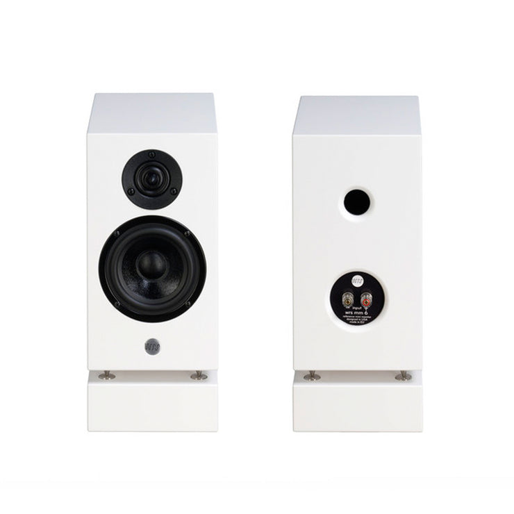 Well Rounded Sound MM6 Mini Monitor Bookshelf Speakers - Audio Influence Australia 4