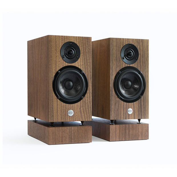 Well Rounded Sound MM6 Mini Monitor Bookshelf Speakers - Audio Influence Australia