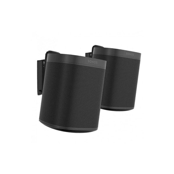Wall Bracket for Sonos One Wireless Speakers (Pair)