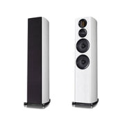 Wharfedale evo 4 4 floorstanding stereo speakers - Audio Influence Australia 2