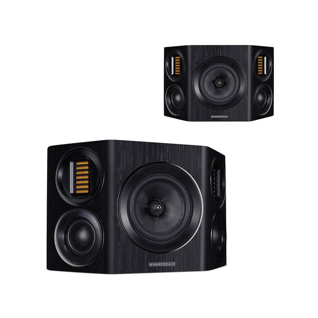 Wharfedale evo 4 s surround speakers - Audio Influence Australia