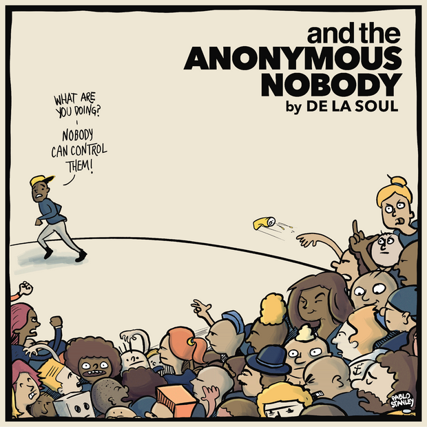 De La Soul - And The Anonymous Nobody (2LP) - Audio Influence
