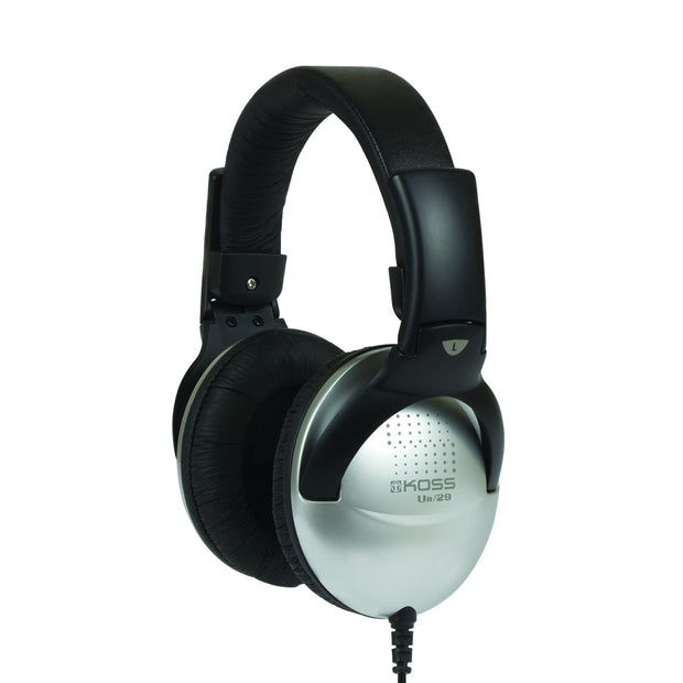Koss ur29 over ear headphones - Audio Influence Australia