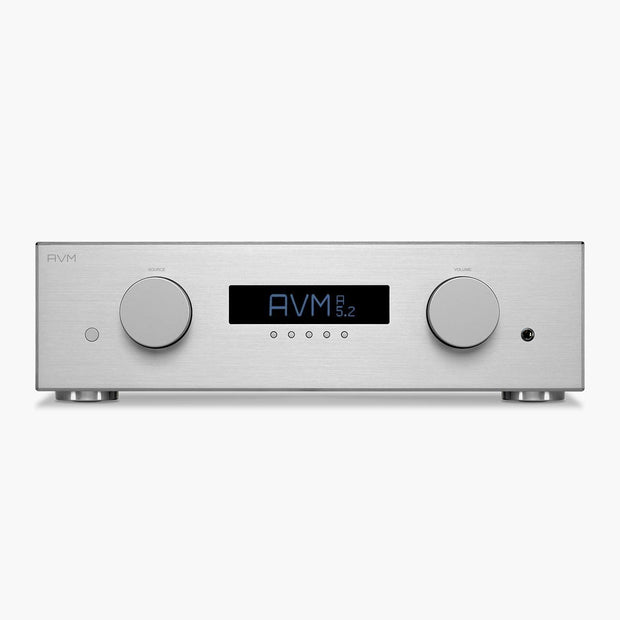 AVM - A5.2 - Integrated Amplifier New Zealand