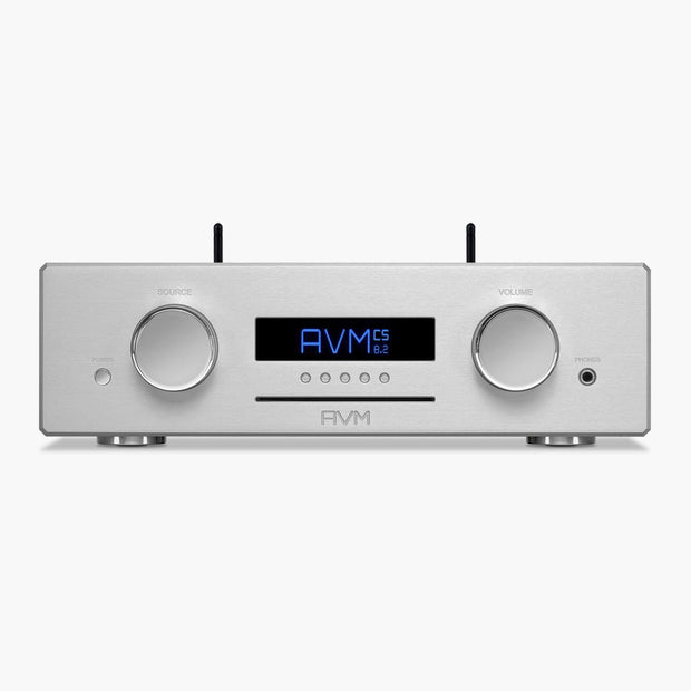 AVM - CS 8.2 - Compact Streaming CD Receiver New Zealand