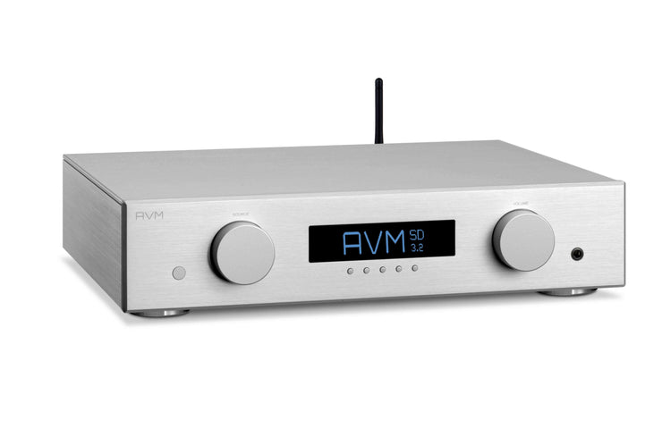 AVM - SD 3.2 - Streaming Preamplifier New Zealand