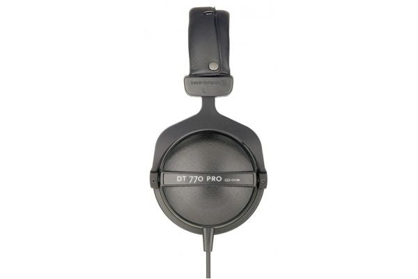 Beyerdynamic over ear studio monitoring headphones - Audio Influence Australia 3