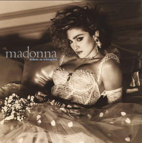 Madonna - Like A Virgin (LP) - Audio Influence
