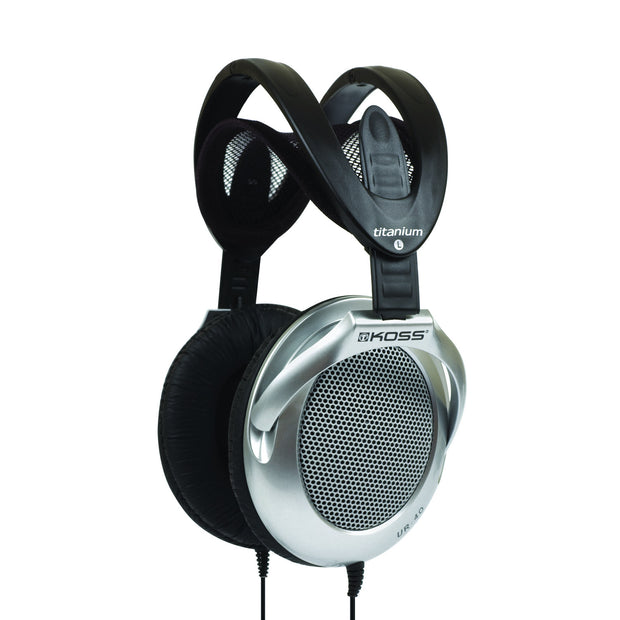 Koss ur40 over ear headphones - Audio Influence Australia
