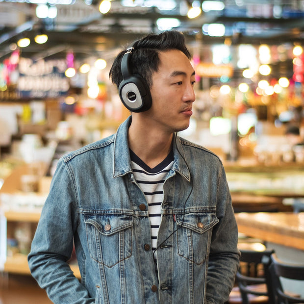 Koss sp540 over ear headphones - Audio Influence Australia _3