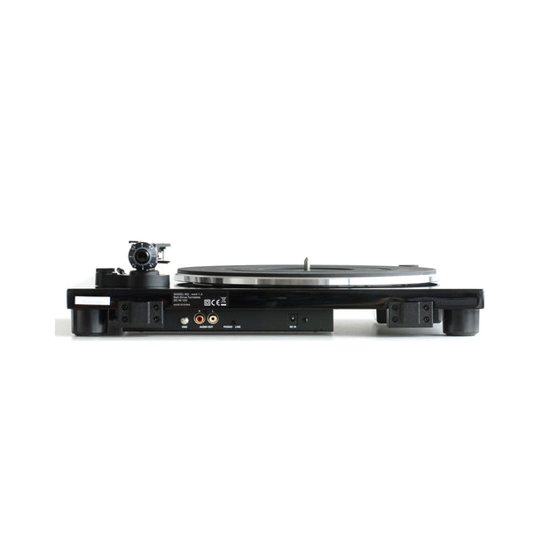 Music Hall turntable mmf 1.3 with cover and cartridge - Audio Influence Australia _2